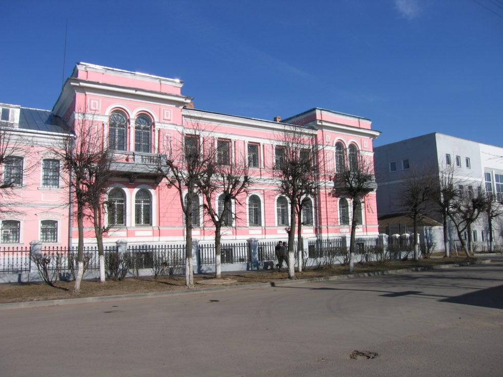 Серпуховской художественный музей