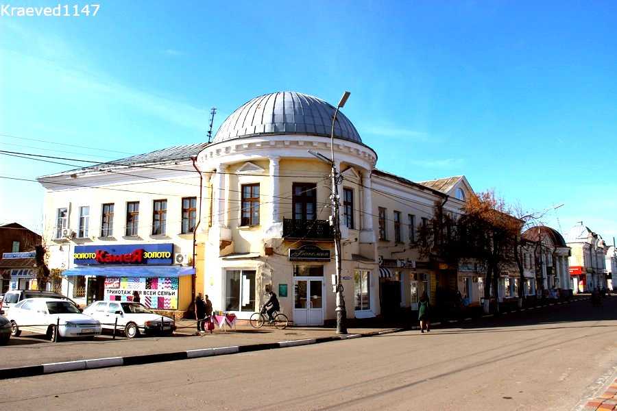 Дом на улице Советская в Мичуринске
