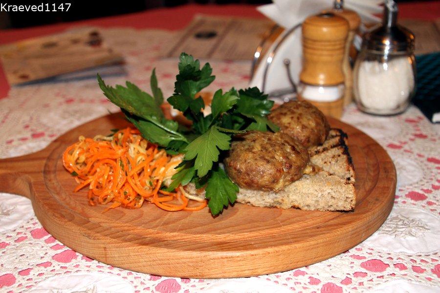 Где поесть в Саратове. Ресторан Одесса