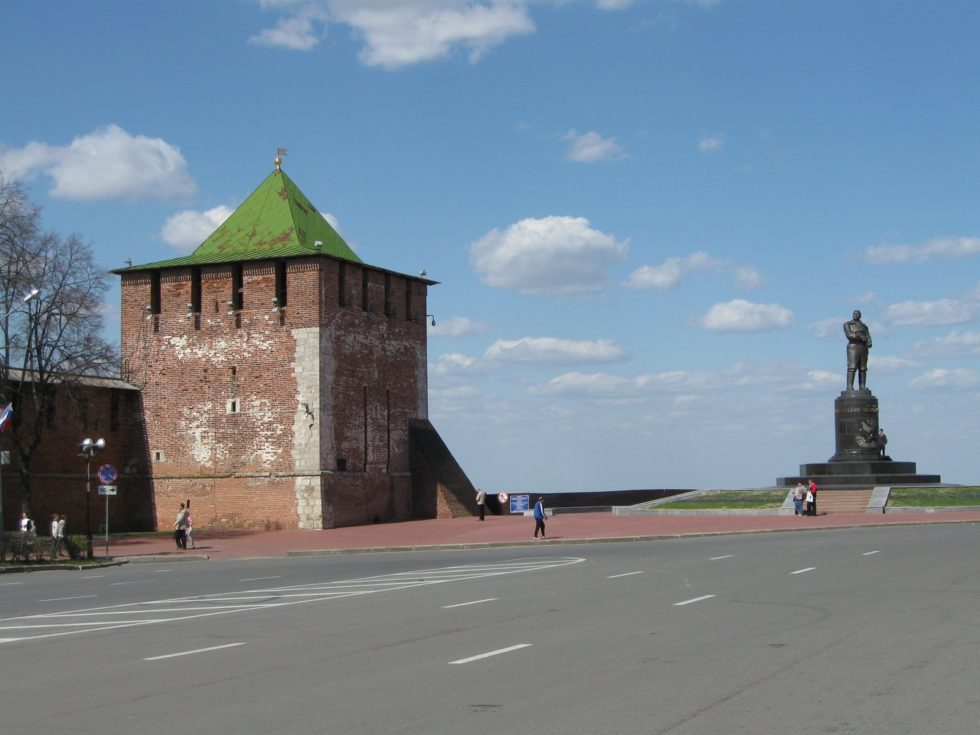 Нижний Новгород экскурсии