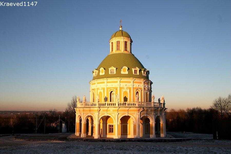 Церковь Рождества село Подмоклово. Достопримечательности Серпухова