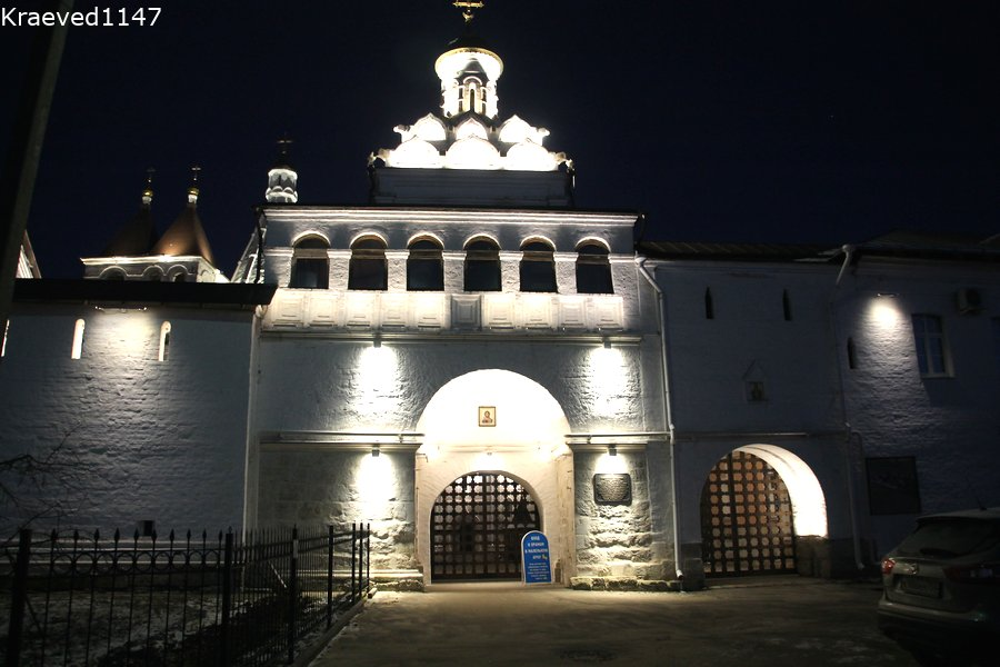 Ворота Владычного монастыря