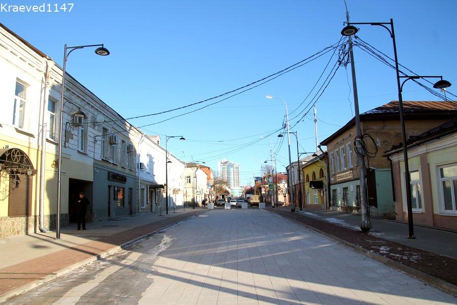 Серпухов. Улица Революционная