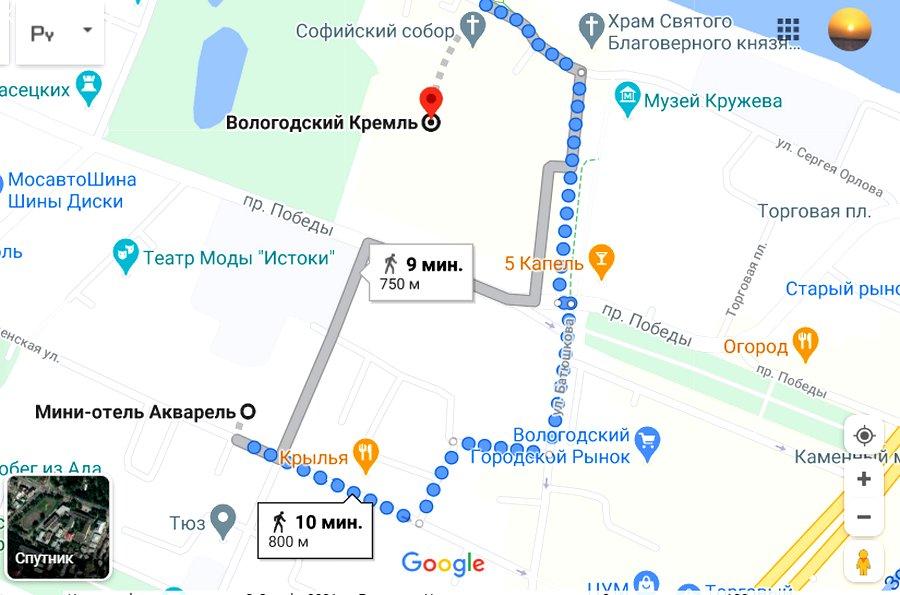 Вологда гостиницы