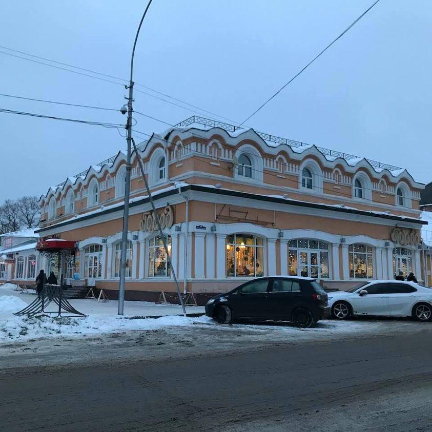 Вологда. ресторан оГород. Новый год в Вологде.