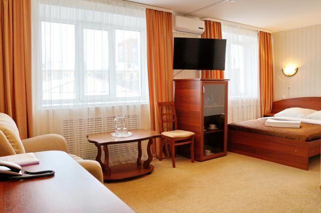 гостиницы Вологда