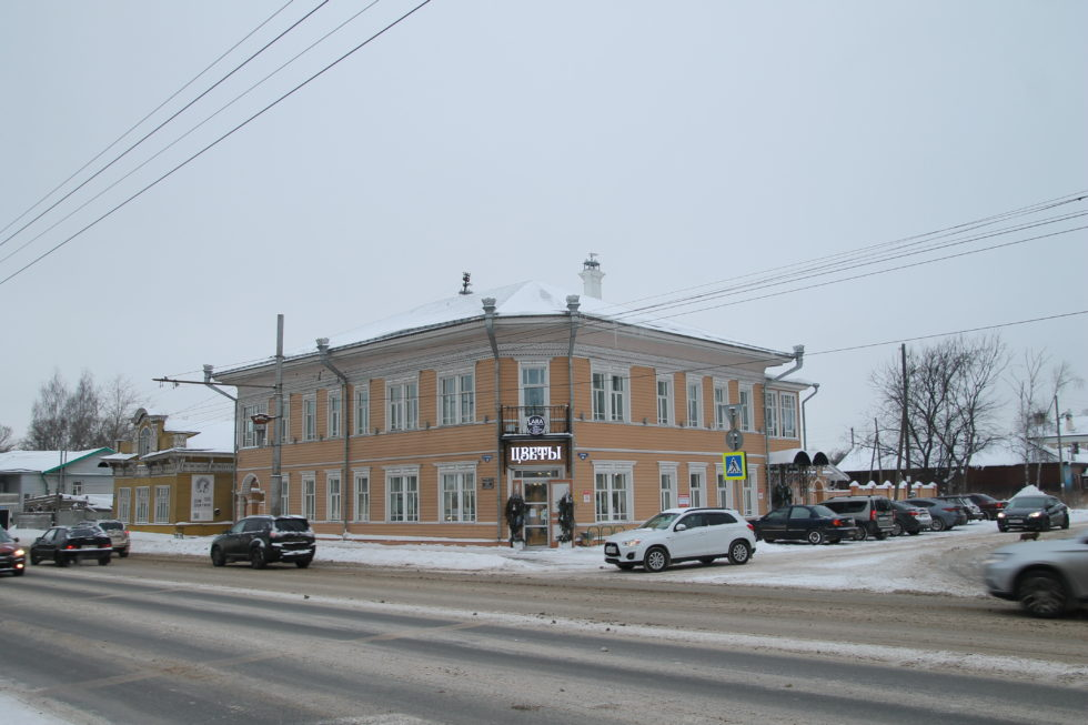 Дом крестьянина Черноглазова