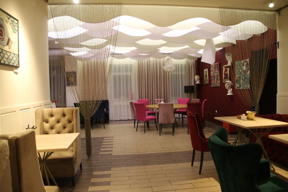 Ресторан Верещагин в Вологде
