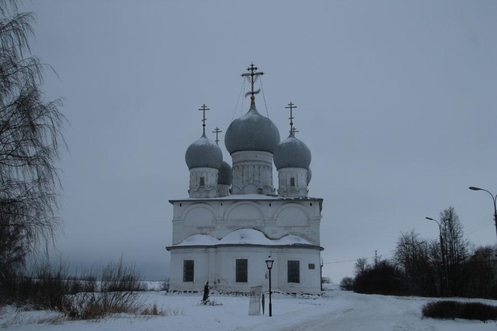 Белозерск, собор