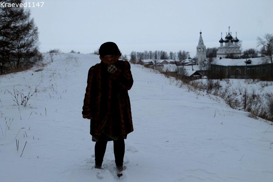 Белозерск. Новый год в Вологде.