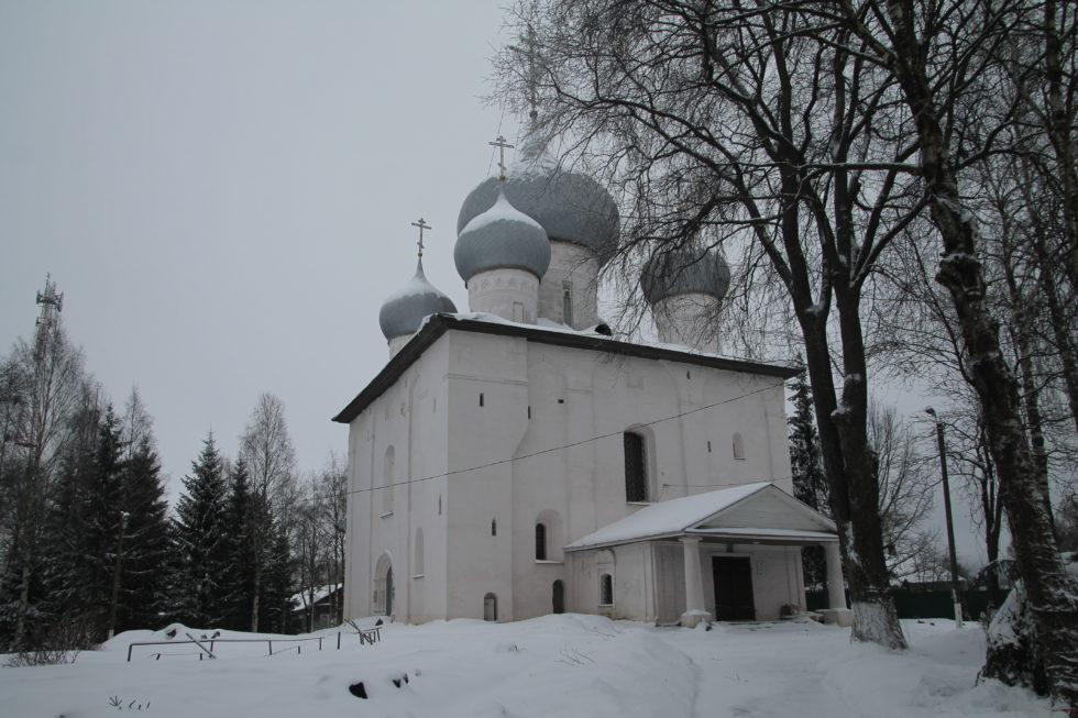 Белозерск. Успенский собор