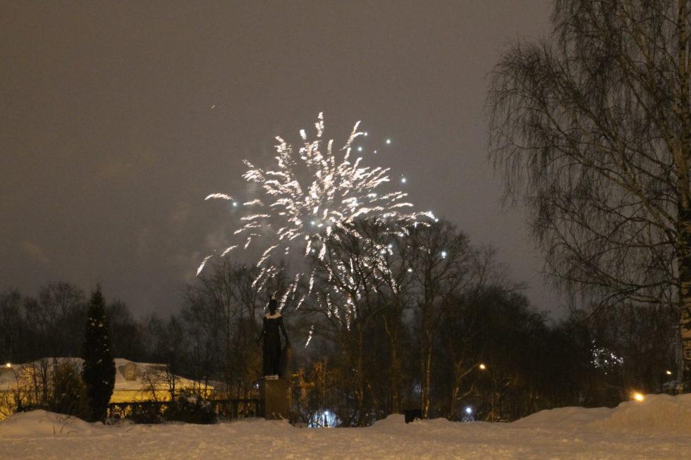 Новый год в Вологде