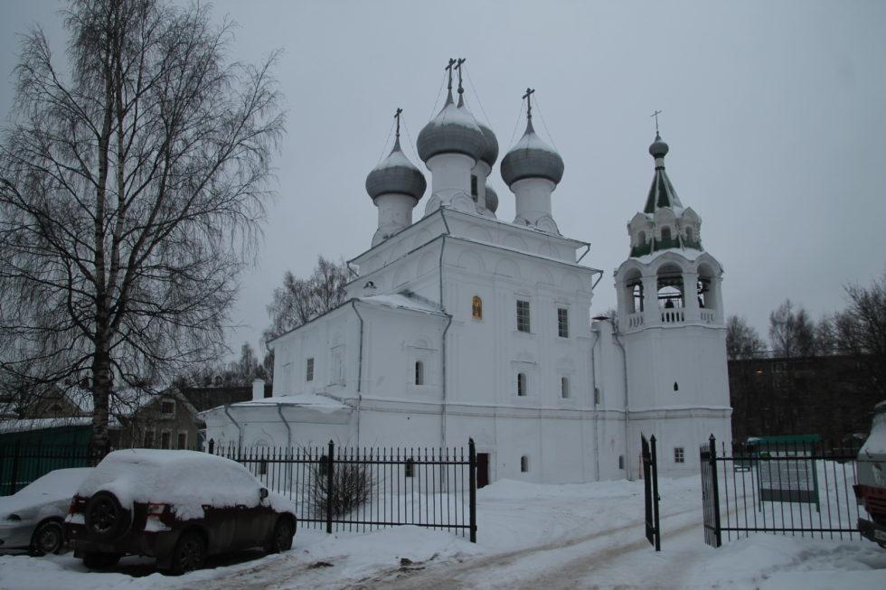 Вологда. Церковь Константина и Елены