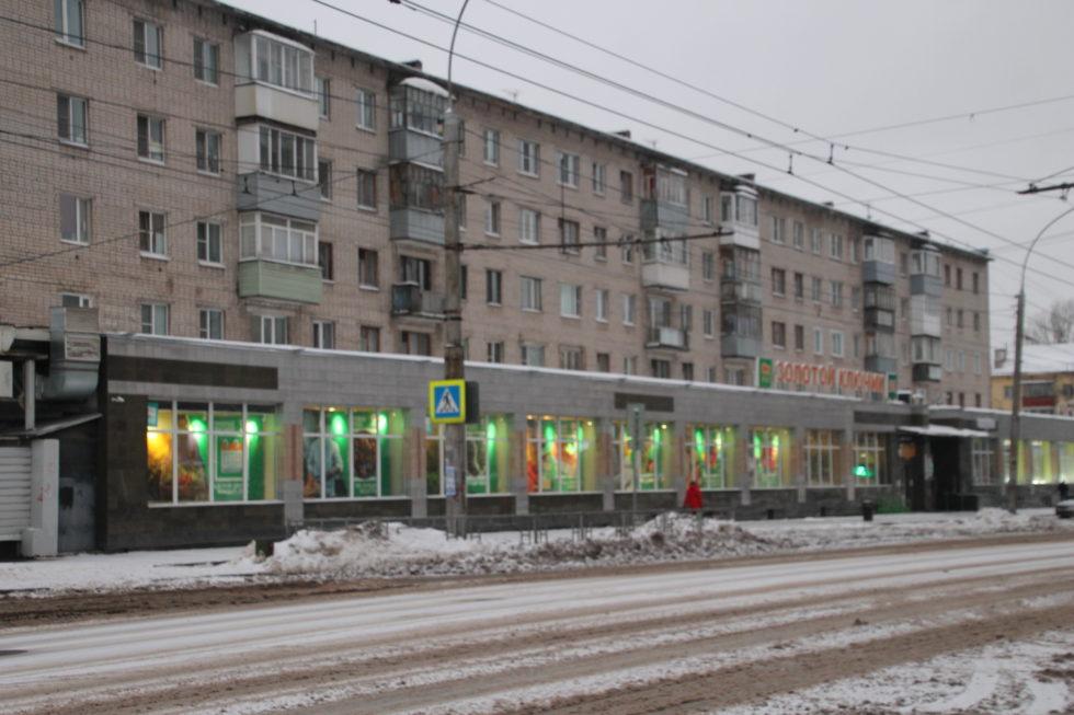 Новый год в Вологде. Отчёт о новогодней поездке